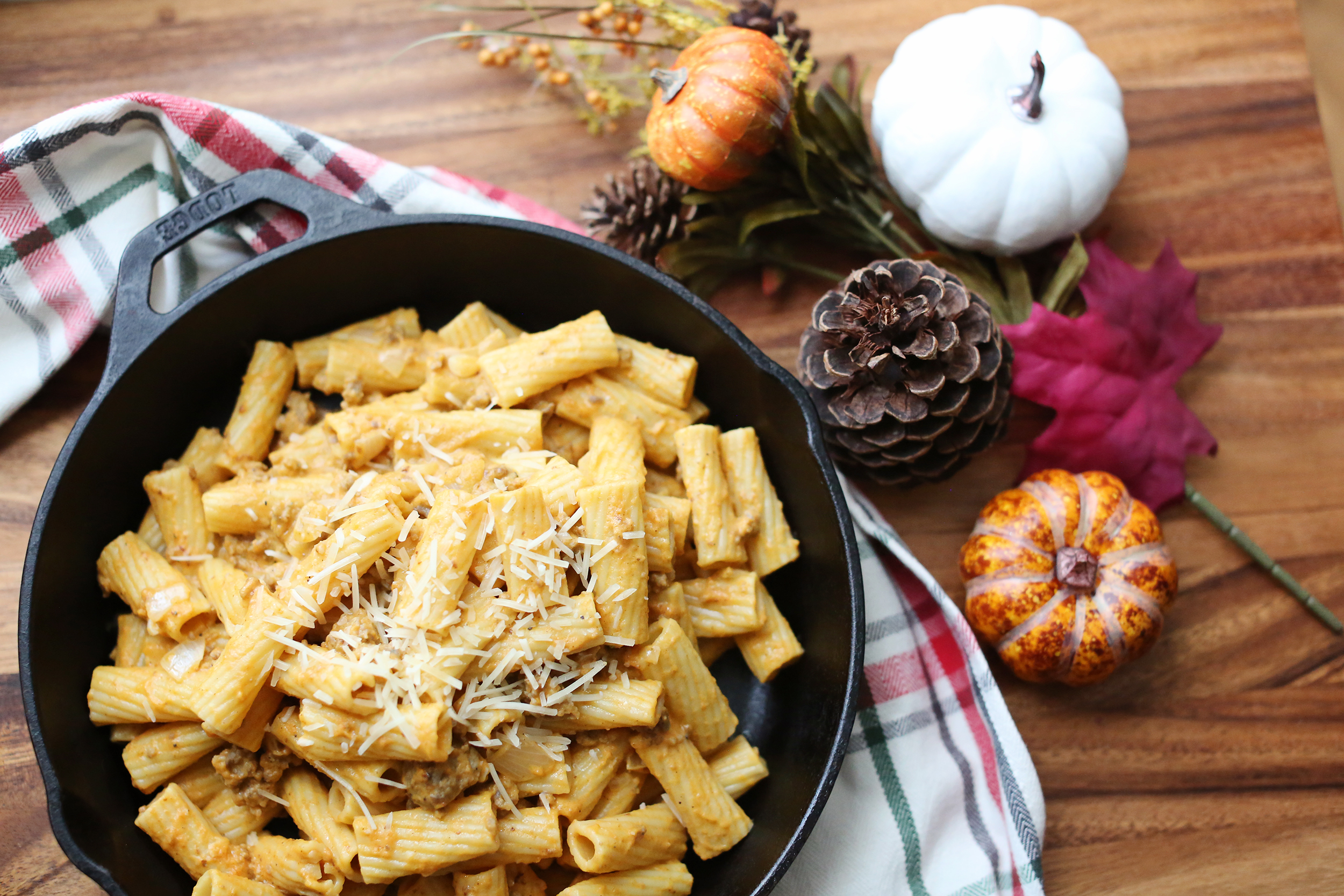 The Most Delicious And Popular Pumpkin Pasta Recipe healthyaiblog.com